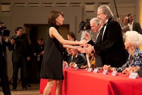 Queen Elizabeth Competition - prize ceremony - 01