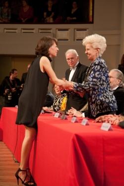 Queen Elizabeth Competition - prize ceremony - 02