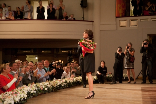 Queen Elizabeth Competition - prize ceremony - 03